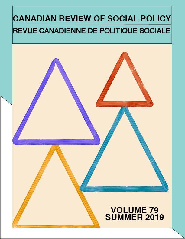 Canadian Review of Social Policy/Revue Canadienne de Politique Sociale, Volume 79